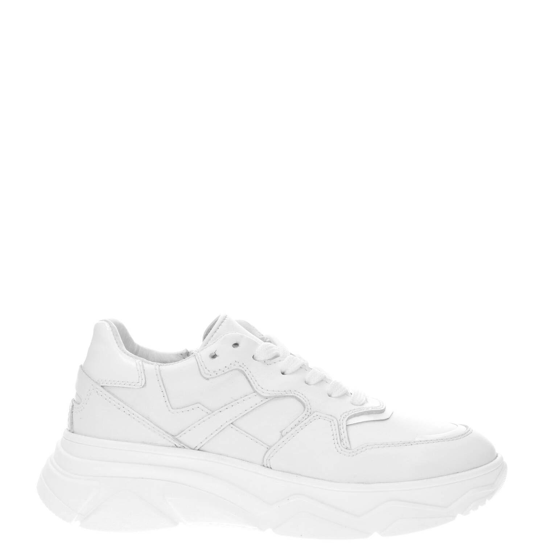 DSTRCT sneaker, Sneakers, Meisje, Maat 37, wit