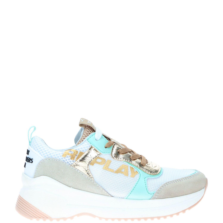 Replay Smart sneaker, Sneakers, Meisje, Maat 32, wit/multi