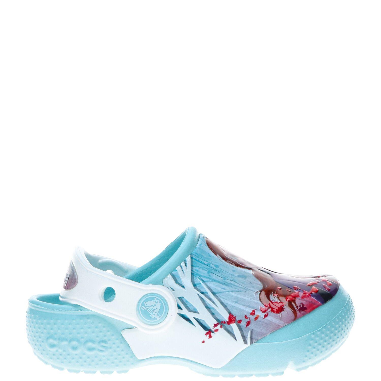 Crocs Disney Frozen, Lage schoenen, Meisje, Maat 25/26, blauw