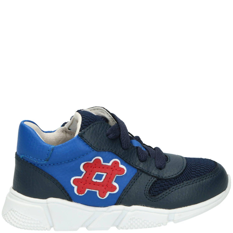 IK-KE babyschoentje, Lage schoenen, Jongen, Maat 27, Overig/blauw