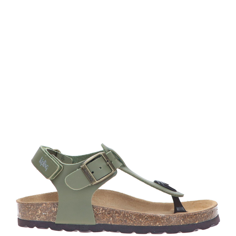 Kipling sandaal, Sandalen, Jongen, Maat 36, groen