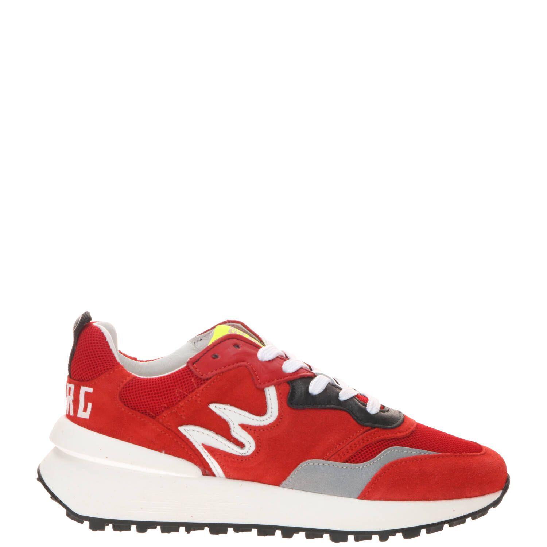 Red-Rag sneaker, Sneakers, Jongen, Maat 37, rood