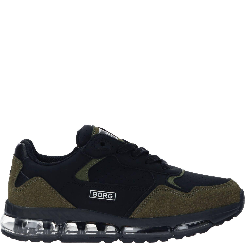 Bjorn Borg X500 sneaker, Sneakers, Jongen, Maat 33, Overig/groen