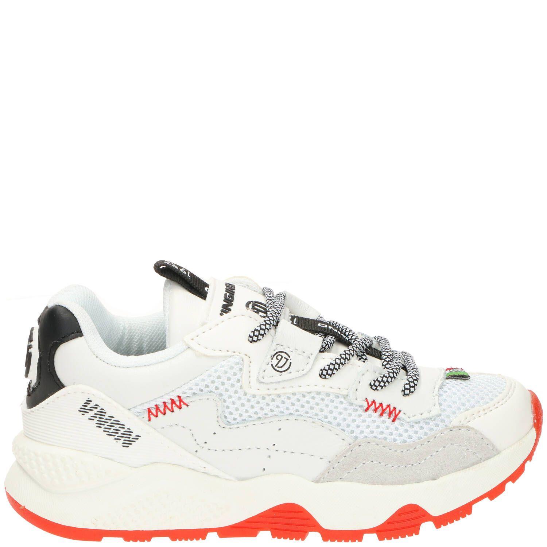 Vingino Rens sneaker, Sneakers, Jongen, Maat 37, wit