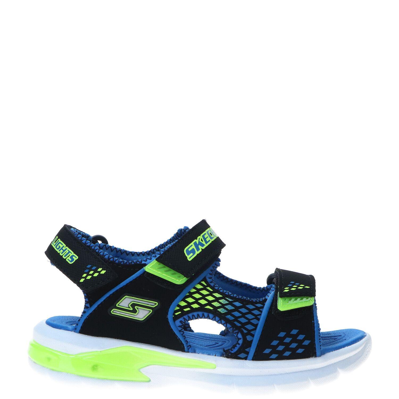 Skechers E2 Sandal Beach Glower lichtjes sandaal, Sandalen, Jongen,