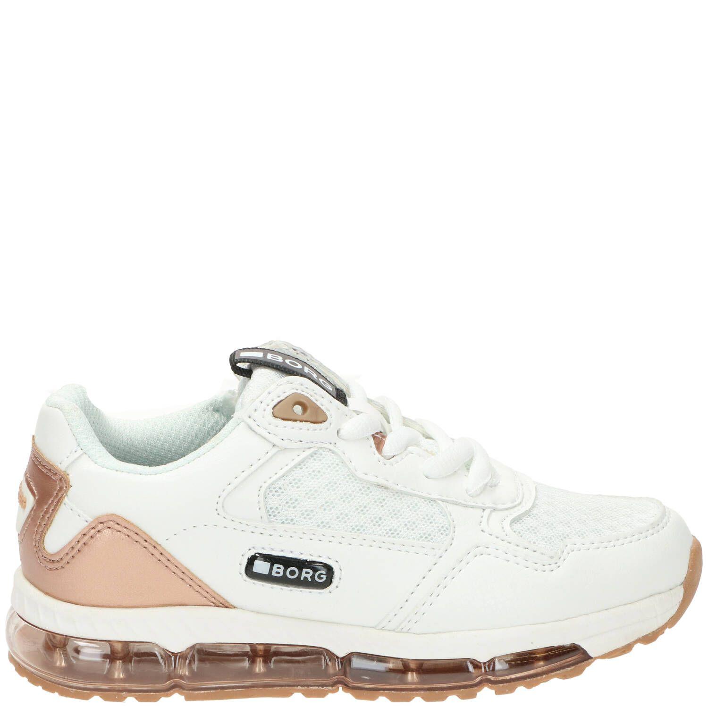 Bjorn Borg X500 MSH sneaker, Sneakers, Meisje, wit