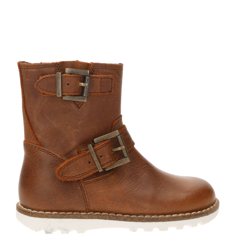 IK-KE laars, Lage schoenen, Jongen, Maat 23, bruin