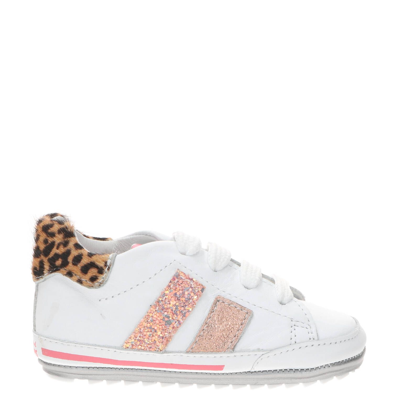 Shoesme babyschoen, Lage schoenen, Meisje, Maat 19, wit