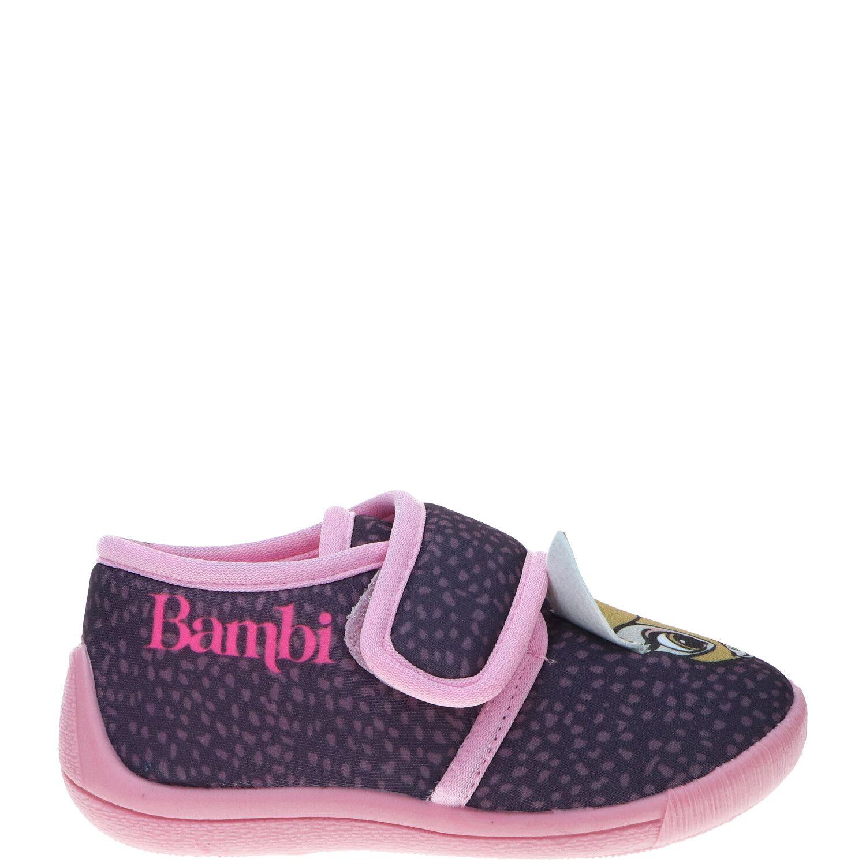 Leomil Bambi pantoffel, Lage schoenen, Meisje, Maat 24,