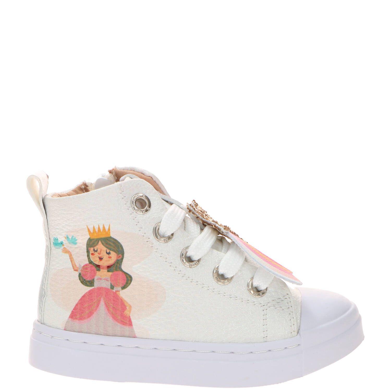 Shoesme veterschoen, Veterschoenen, Meisje, Maat 24, goud