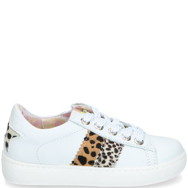 Red-Rag sneaker, Sneakers, Meisje, Maat 28, wit