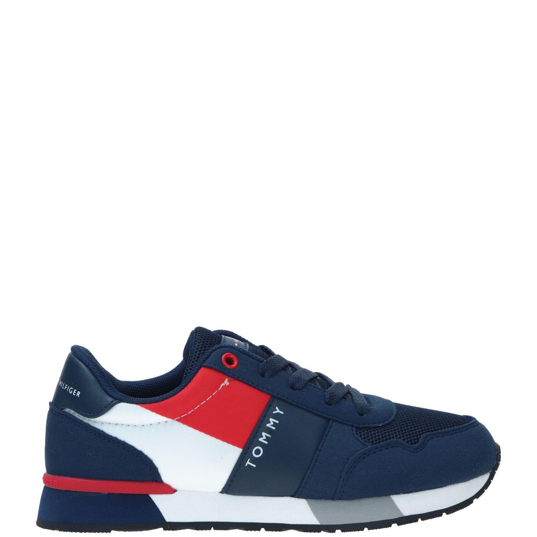 Tommy Hilfiger Lebron sneaker, Sneakers, Jongen, Maat 33,