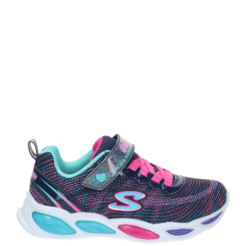 Skechers Shimmer Beams Sparkle Glow sneaker, Sneakers, Meisje, Maat