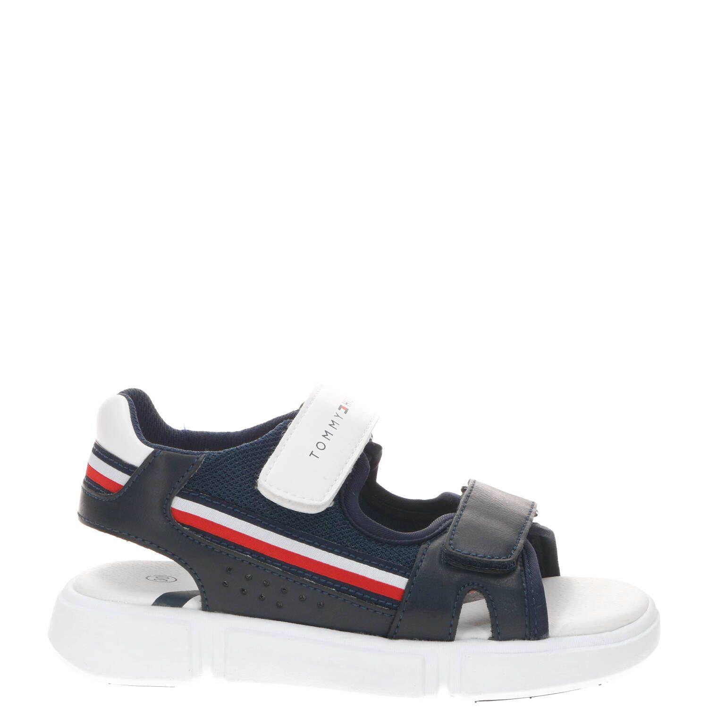 Tommy Hilfiger sandaal, Sandalen, Jongen, Maat 30, blauw/multi