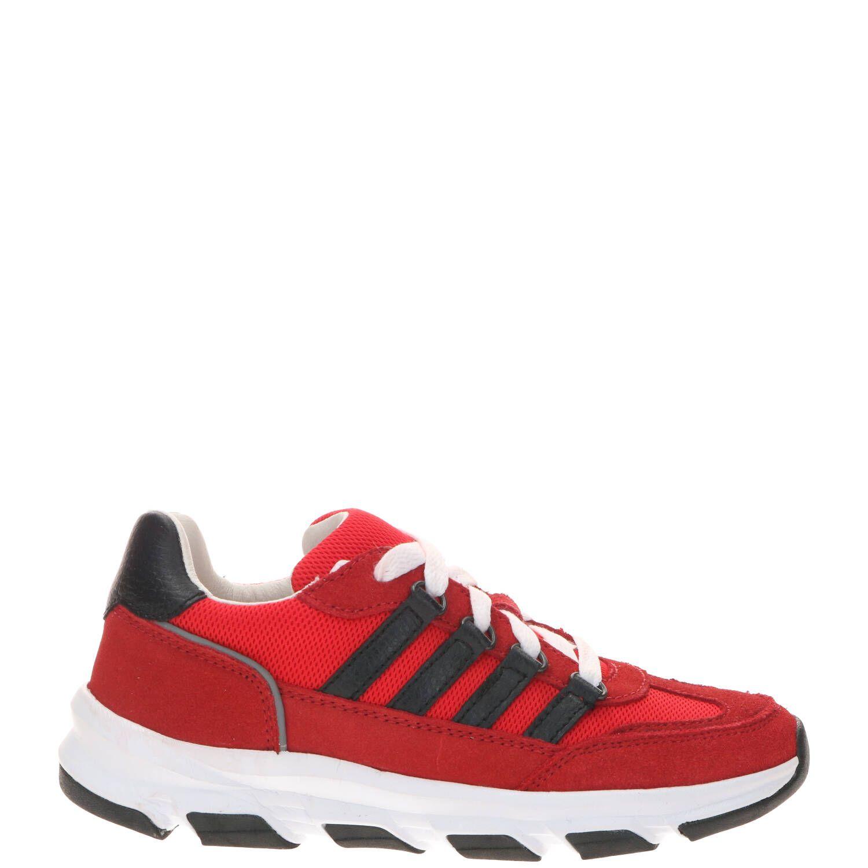 DSTRCT sneaker, Sneakers, Jongen, Maat 36, rood