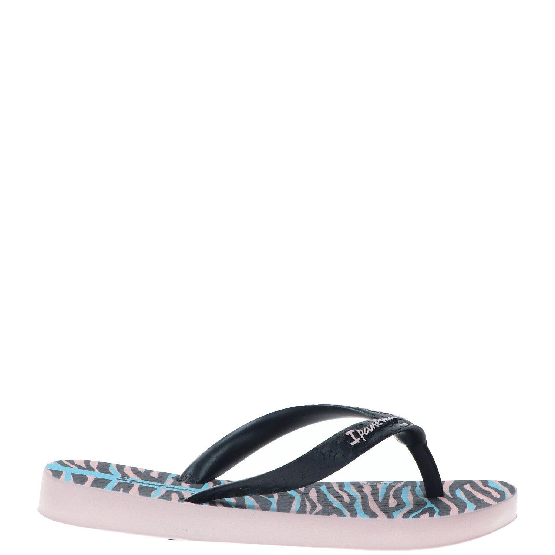 Ipanema Temas Kids slipper, Slippers, Meisje, Maat 27, blauw/roze