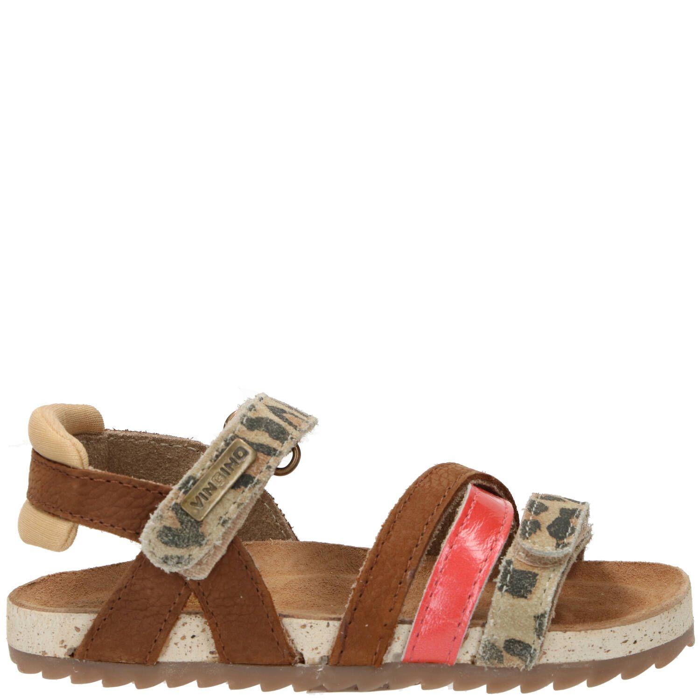 Vingino Vienna sandaal, Sandalen, Meisje, bruin