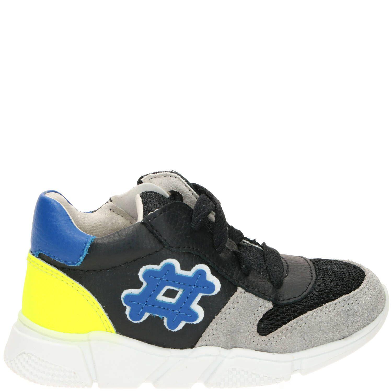 IK-KE sneaker, Sneakers, Jongen, geel/grijs/multi/Overig