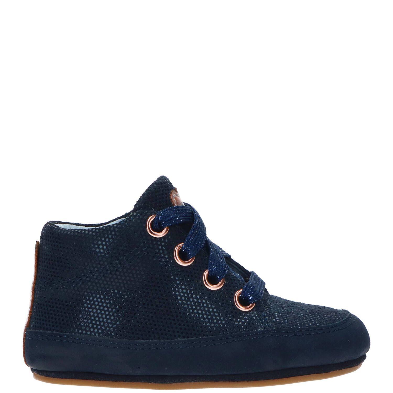 IK-KE babyschoentje, Lage schoenen, Meisje, Maat 23, blauw