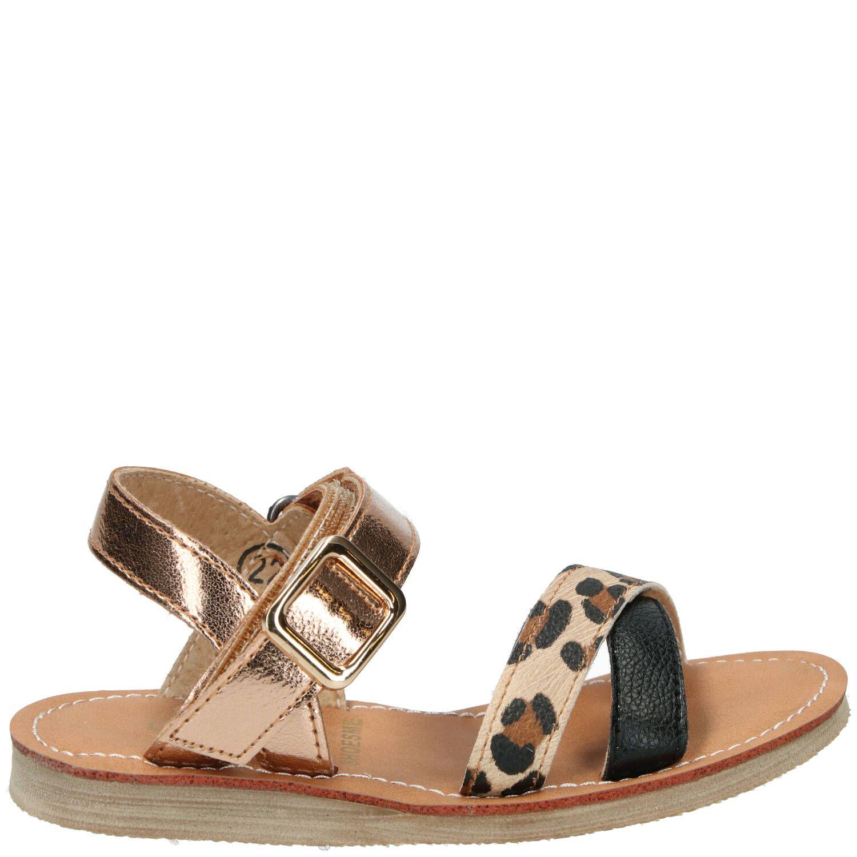 Shoesme sandaal, Sandalen, Meisje, bruin