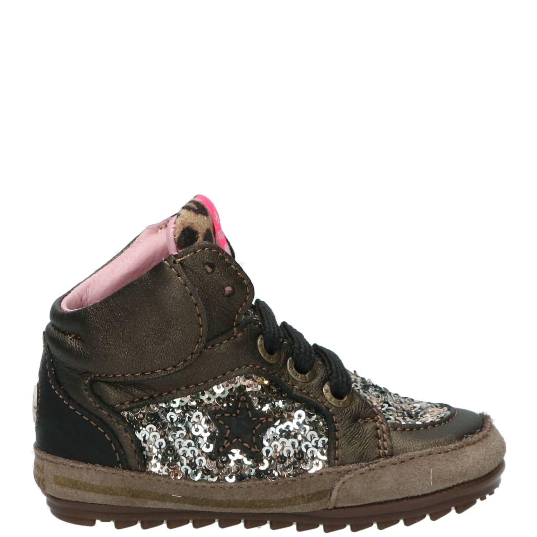 Shoesme babyschoen, Lage schoenen, Meisje, Maat 21, bruin