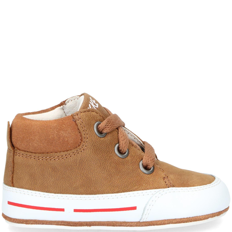 IK-KE babyschoentje, Lage schoenen, Jongen, Maat 20, bruin/Cognac