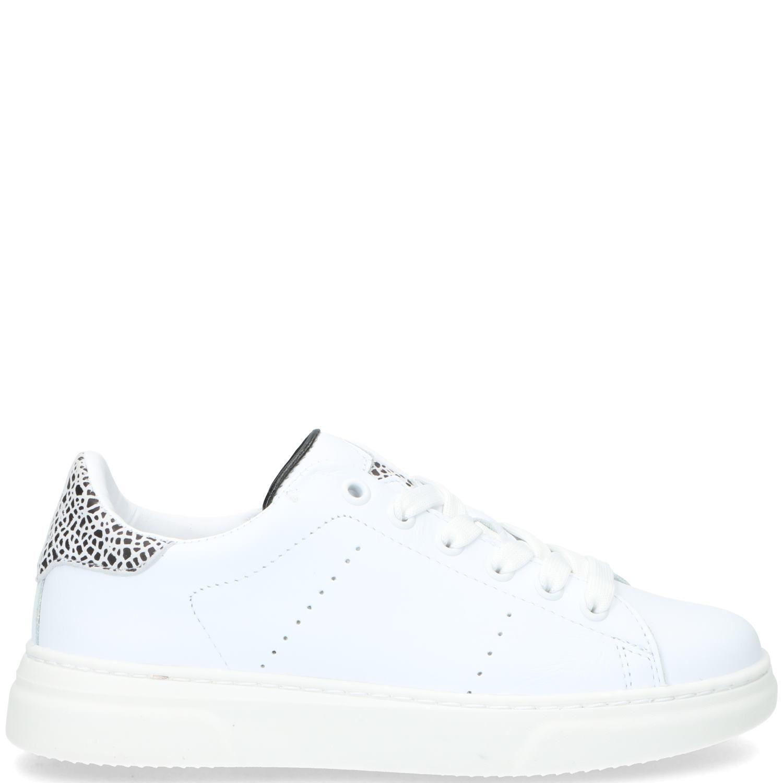 DSTRCT sneaker, Sneakers, Meisje, Maat 34, wit