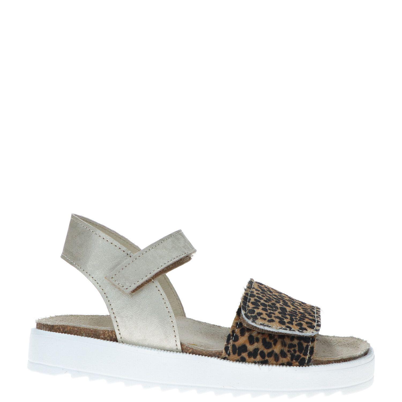 Shoesme sandaal, Sandalen, Meisje, Maat 31, bruin/goud