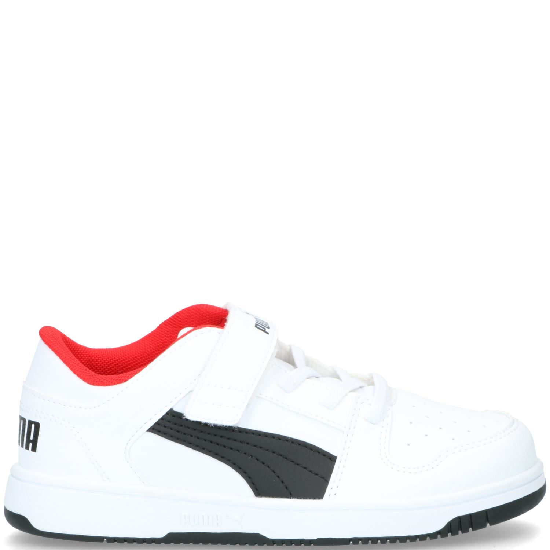 Puma klittenband sneaker, Sneakers, Jongen, blauw/wit