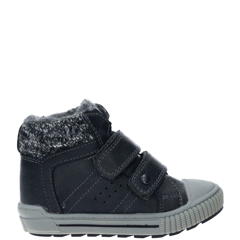 Sprox klittenbandschoen, Lage schoenen, Jongen, Maat 22, grijs