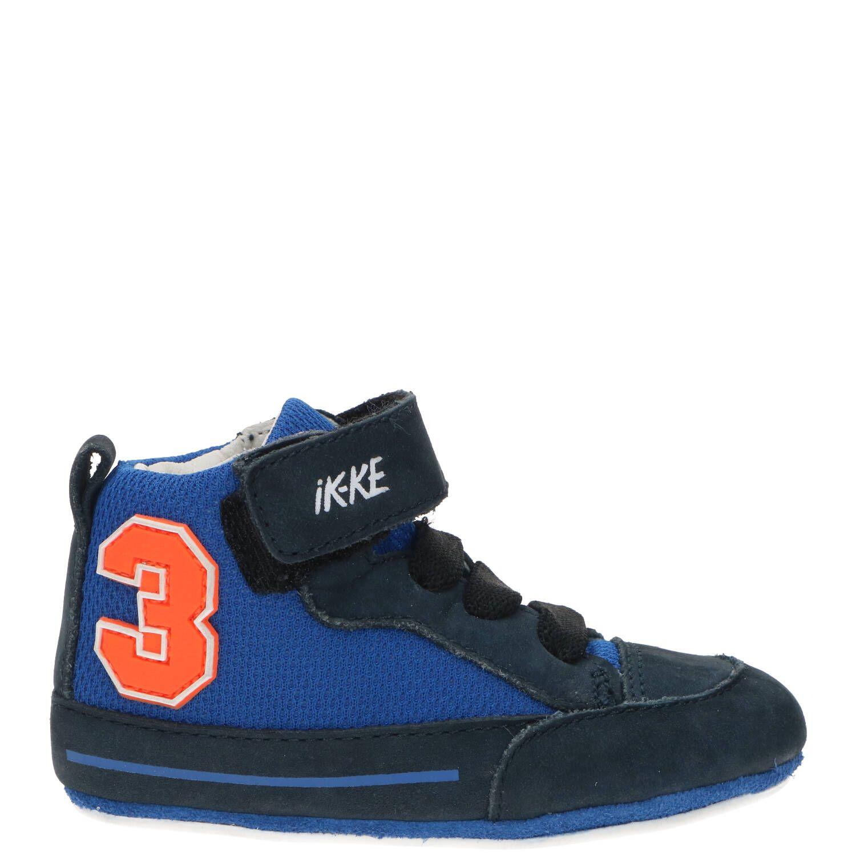 IK-KE babyschoentje, Lage schoenen, Jongen, Maat 20, blauw