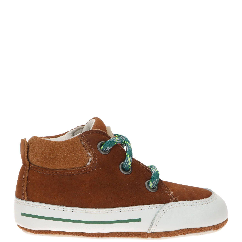 IK-KE babyschoentje, Lage schoenen, Jongen, Maat 22, bruin/Cognac