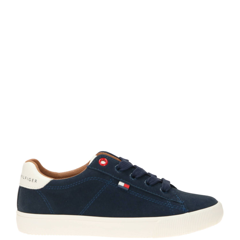 Tommy Hilfiger sneaker, Sneakers, Jongen, blauw