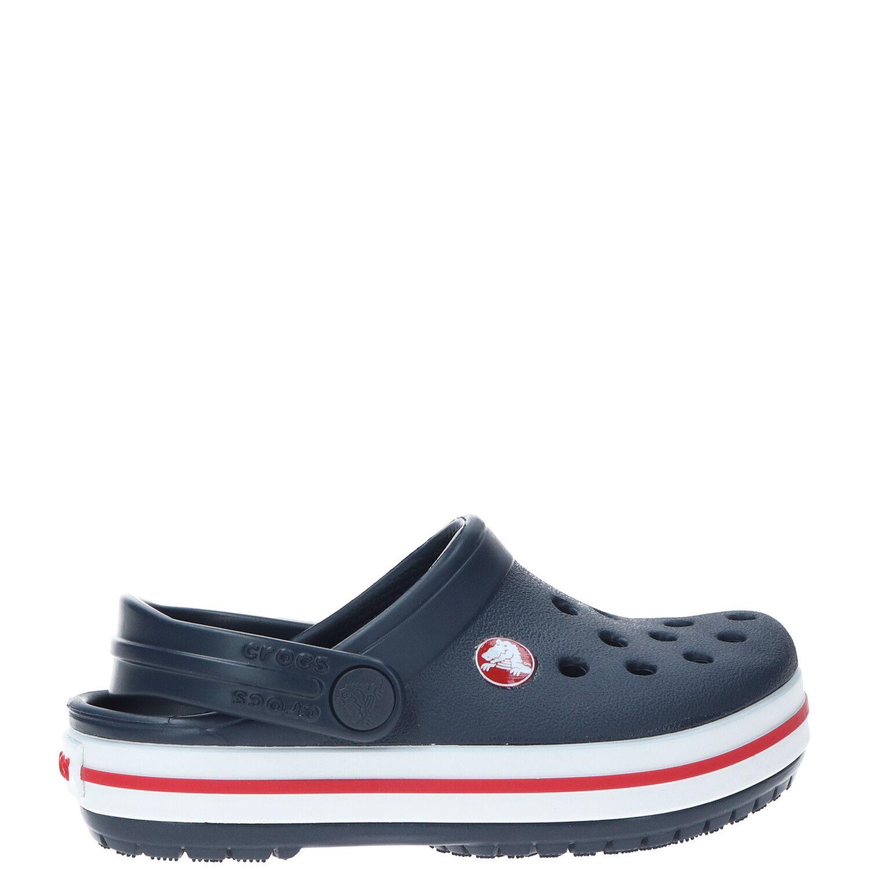 Crocs Crocband Clog, Lage schoenen, Jongen, Maat 33/34, blauw