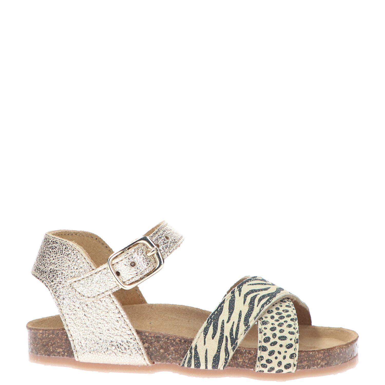 Kipling sandaal, Sandalen, Meisje, Maat 23, goud