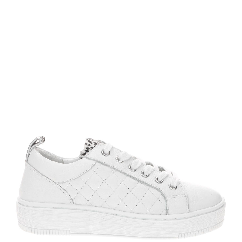 PS Poelman sneaker, Sneakers, Meisje, Maat 34, wit