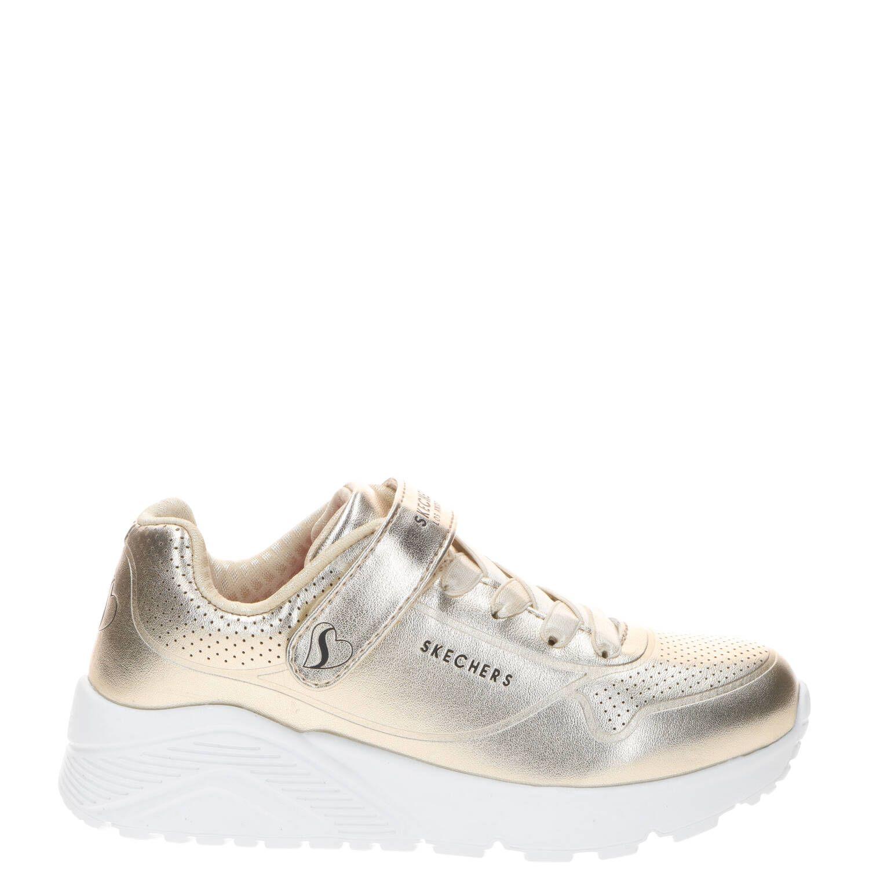 Skechers Uno Lite Chrome Steps sneaker, Sneakers, Meisje, Maat 33,