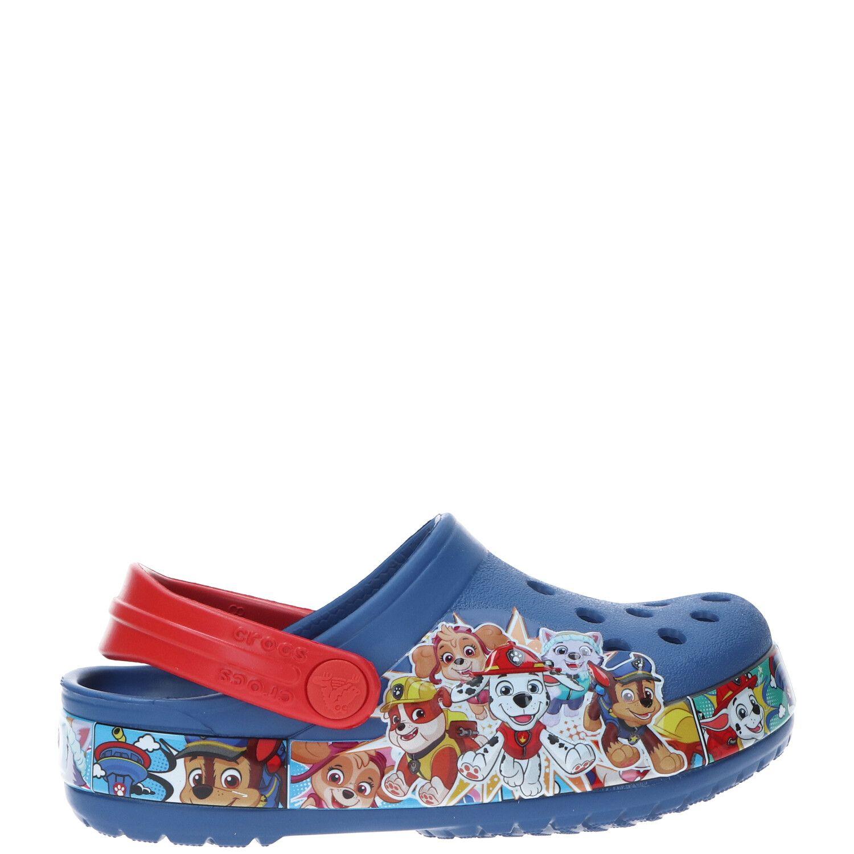 Crocs Paw Patrol, Lage schoenen, Jongen, Maat 22/23, blauw