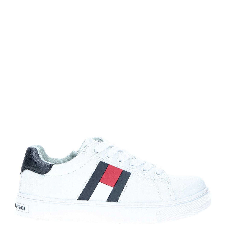 Tommy Hilfiger sneaker, Sneakers, Jongen, Maat 31, wit