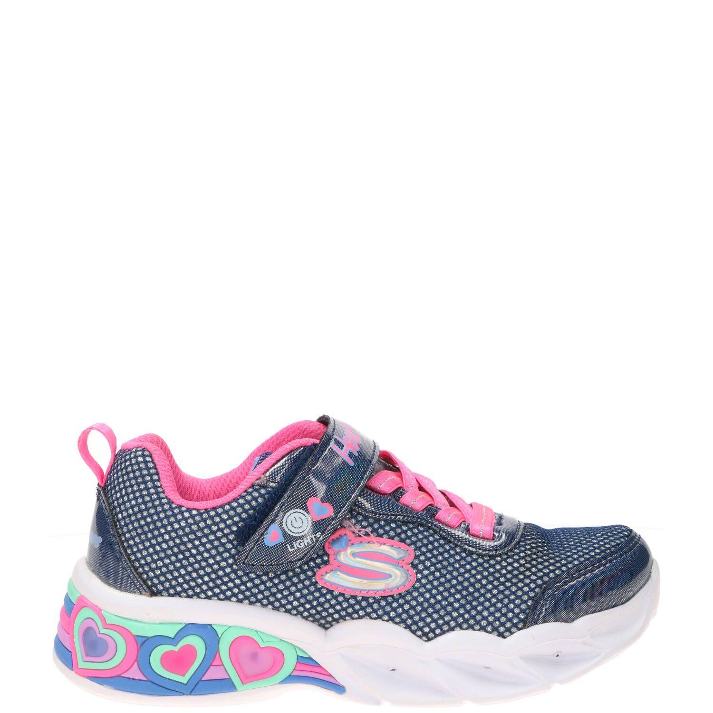 Skechers S-Lights sneaker, Sneakers, Meisje, Maat 33, paars