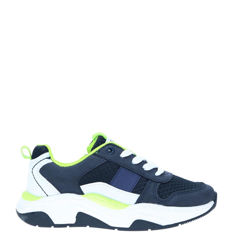 Sprox sneaker, Sneakers, Jongen, Maat 35, blauw