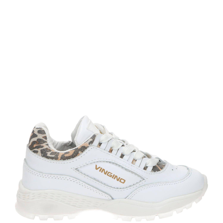 Vingino Fenna sneaker, Sneakers, Meisje, Maat 36, wit