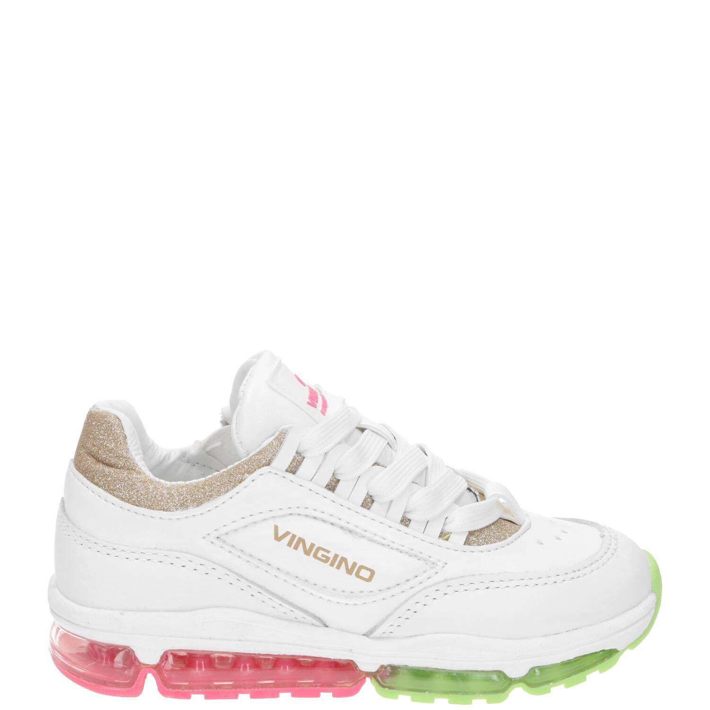 Vingino Fenna II sneaker, Sneakers, Meisje, Maat 31, wit