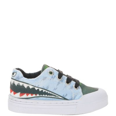 Go Banana's Shark sneaker