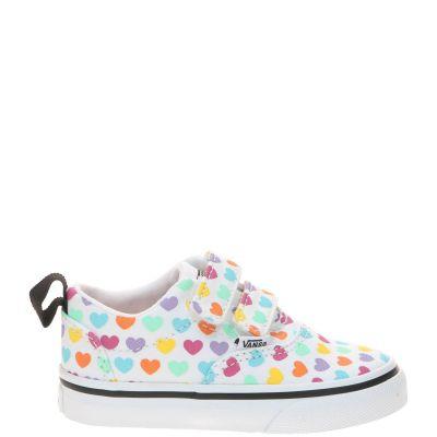 Vans Doheny V multicolour hearts klittenband sneaker