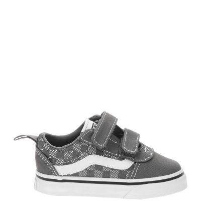 Vans Ward V checker dot klittenband sneaker
