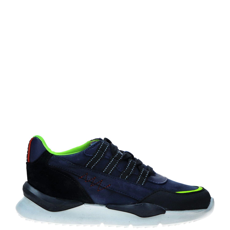 Red Rag sneaker, Sneakers, Jongen, Maat 34, blauw