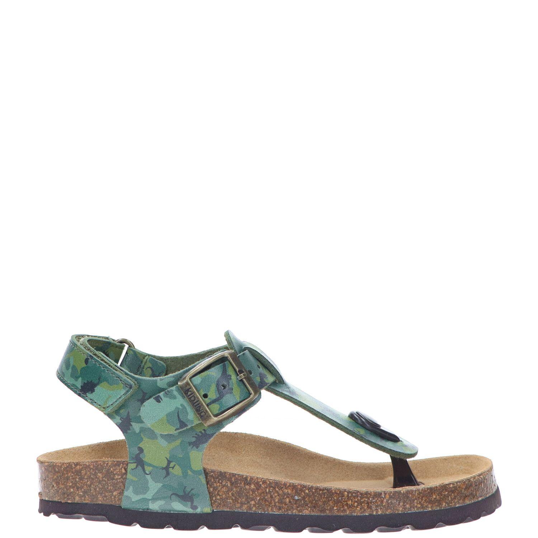 Kipling sandaal, Sandalen, Jongen, Maat 33, groen