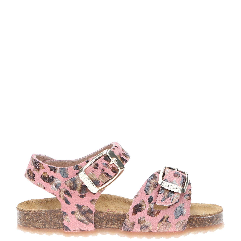 Develab sandaal, Sandalen, Meisje, Maat 22, roze