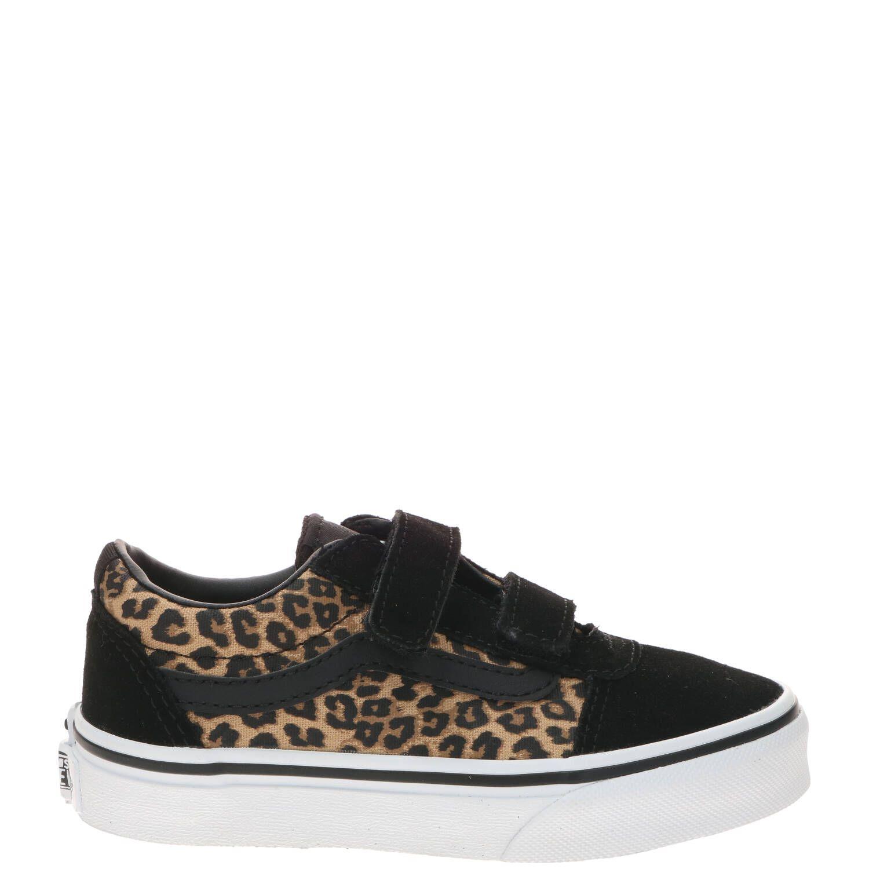 Vans Ward klittenband sneaker, Sneakers, Meisje, Maat 33, Overig